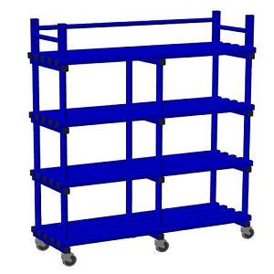 vynarac-double-mobile-storage-unit-with-castors-blue(590)