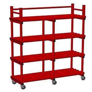 vynarac-double-mobile-storage-unit-with-castors-red(591)