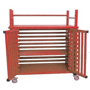 vynarac-equipment-trolley-open-front-with-castors-1-shelf-included-red(603)