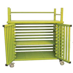 vynarac-equipment-trolley-open-front-with-castors-1-shelf-included-yellow(605)