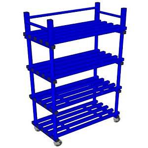 vynarac-single-mobile-storage-unit-with-castors-blue(586)
