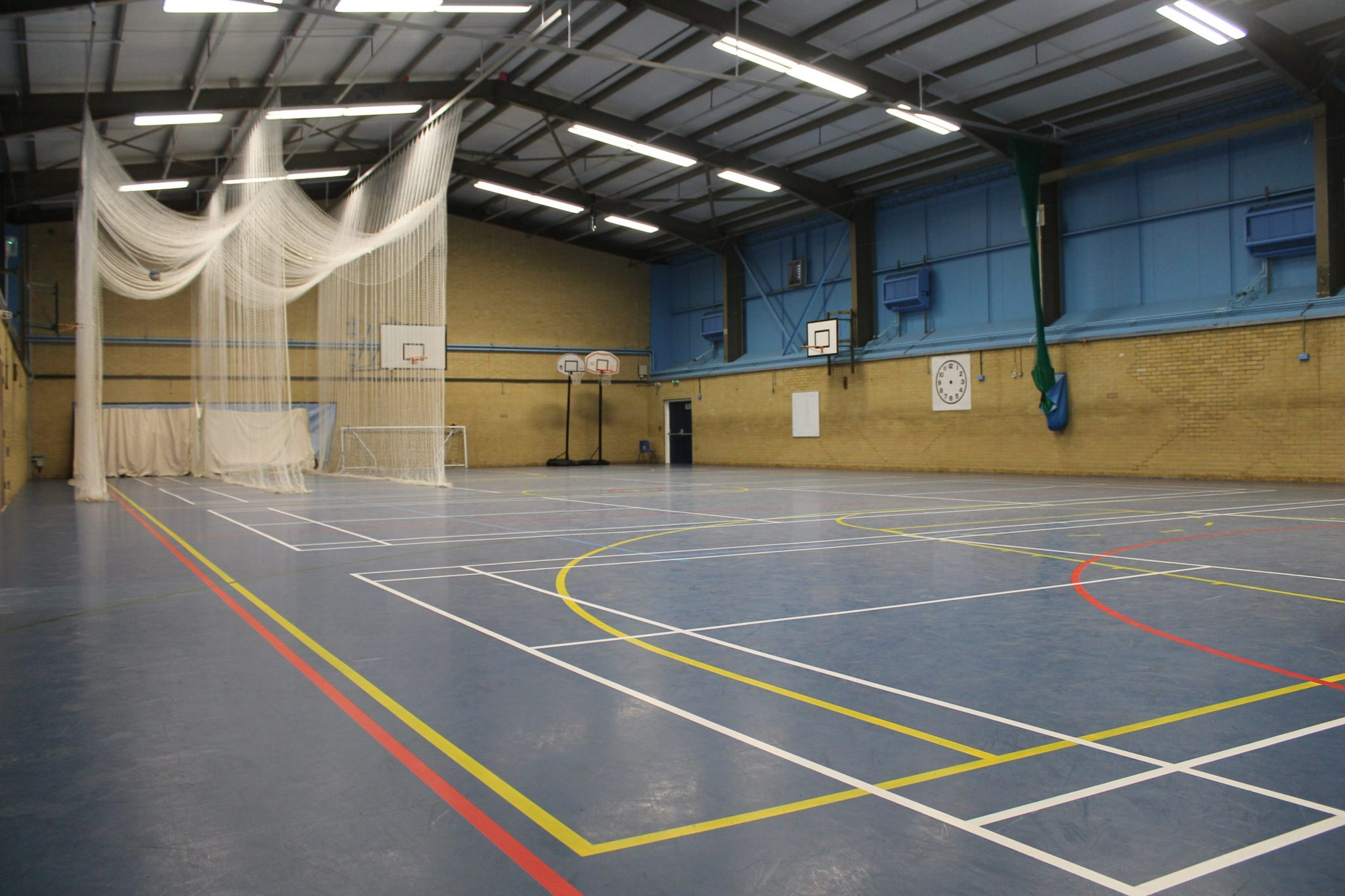 Sports Hall Equipment Kingswood Leisure Equipment