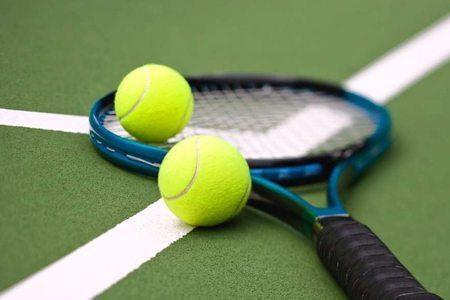 tennis club equipment